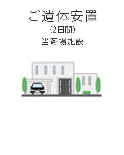 ファミリーホール鶴ヶ峰、1日家族葬プラン内容・ご遺体安置